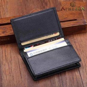 100% Genuine Leather Card holder