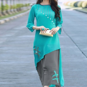 Exclusive Single Pcs Kurti-Made in Bangladesh