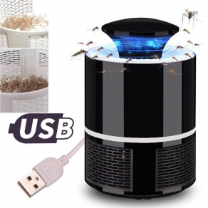 New USB Mosquito Killer Lamp