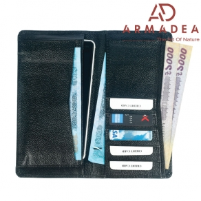 100% Genuine Leather Long Special Mobile wallet