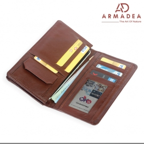 High Quality Smart Long Wallet with Coin Pocket