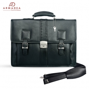Official Bag with 100% Genuine Leather