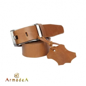 New Official Genuine Leather Belt