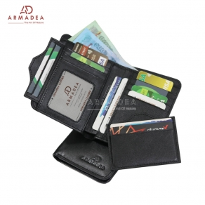 Stylish Wallet With Extra Card Holder