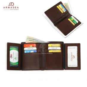 Two Part Folding Exclusive Wallet