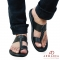 New Stylish Leather Sandal For Men-704