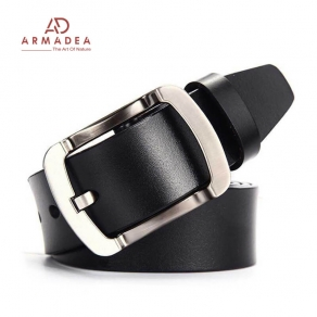 New 100% Genuine Leather Official Belt