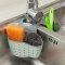 Adjustable Hanging Kitchen Soap Sponge Holder