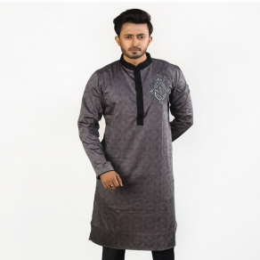 Exclusive Men's Semi Long Panjabi